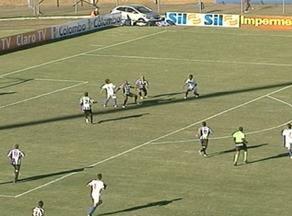 Veja os gols do jogo Santa Cruz x Esporte - O jogo aconteceu neste domingo (14).