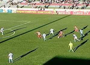 Veja os gols do jogo Lajeadense x Passo Fundo - O jogo aconteceu neste domingo (14).