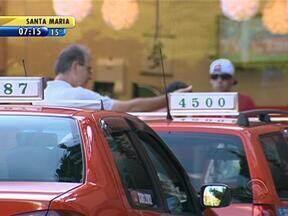 Notícia da prisão de suspeito de ter assassinado taxistas é vista com alívio por categoria - De acordo com a polícia, Luan Barcelos da Silva, de 21 anos, confessou os crimes.