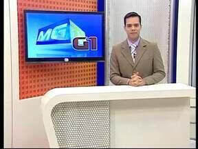Confira os destaques do MGTV 1ª edição desta quinta em Uberaba e região - No MGTV orientações sobre a forma correta de colocar as indicações de sinalização em rodovias e ruas em casos de problemas com o veículo.