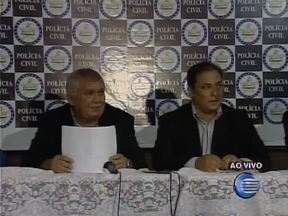 Greco divulga relatório final do inquérito do caso do assassinato de ex-vereador - Greco divulga relatório final do inquérito do caso do assassinato do ex-vereador Emidio Reis