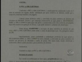 Juiz solta detenta para que possa cuidar do filhos em Joinville - Juiz solta detenta para que possa cuidar do filhos em Joinville