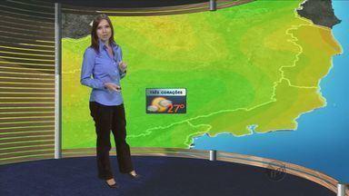 Confira a previsão do tempo no Sul de Minas - Confira a previsão do tempo no Sul de Minas para essa quinta-feira (18)