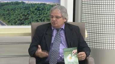 Presidente do Conselho Federal de Nutricionistas é entrevistado - A campanha do Conselho Federal de Nutricionistas para melhorar a qualidade da alimentação das pessoas no Brasil é o tema da entrevista com Élido Bonomo.