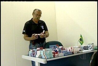 Programa para descartar remédios vencidos é lançado em Macaé, RJ - População pode encaminhar medicamentos para a Vigilância Sanitária.