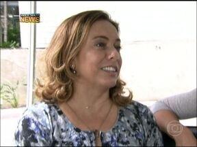 Vídeo Show News: Cissa Guimarães diz que já sente saudade de 'Salve' - 'Acho que o importante na vida é aproveitar o momento', revela a atriz