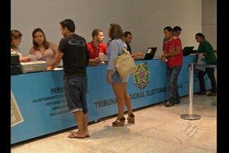 Eleitores que não votaram na 3 ultimas eleições tem até o dia 25 para se regularizarem - No Pará são 96 mil pessoas nesta situação, quase 25 mil só na capital.