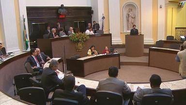 Deputados estaduais aprovam fim do pagamento do 14º e 15º salários em PE - Parlamentaram aprovaram proposta em sessão nesta quinta-feira (18).