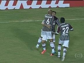 Fluminense vence e passa para a próxima fase da Libertadores - O Fluminense venceu o Caracas por 1 a 0 na noite da última quinta-feira (18), em São Januário, e garantiu uma vaga nas oitavas de final da Libertadores.