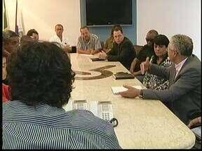 Reunião discute saúde dos moradores do Volta Grande IV, em Volta Redonda, no RJ - Participaram representantes do Governo Muncipal, da Fiocruz e do condomínio.