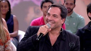 A música veio antes mesmo da atuação para Daniel Boaventura - Ator conta que já participou de diversas bandas na época do colégio