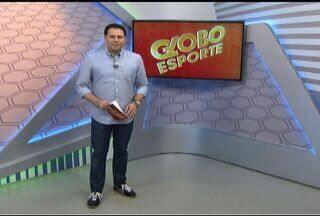 Confira o Globo Esporte desta sexta (19/04/2013) - Programa destaca a festa dos torcedores do Confiança na chegada do clube à Aracaju