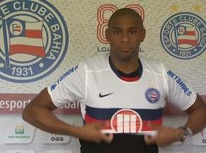 De volta ao Bahia, zagueiro Rafael Donato é apresentado nesta sexta - Zagueiro Lucas Fonseca também pode voltar a integrar o elenco tricolor.