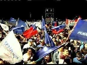 Eleições presidenciais do Paraguai serão no domingo (21) - O Paraguai vai escolher no domingo (21) quem será o presidente do país pelos próximos cinco anos. Assunção, a capital do país, está suja com cartazes de campanha política. Os principais candidatos trocam acusações pesadas.