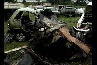Acidente em São Francisco do Pará deixa dois mortos e quatro feridos - Acidente em São Francisco do Pará deixa dois mortos e quatro feridos