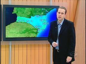 Confira a previsão do tempo - 22/04/2013 - Confira a previsão do tempo - 22/04/2013
