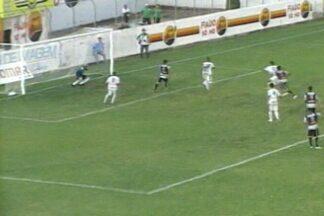 Veja os resultados da 9ª rodada do Campeonato Paraibano neste fim de semana - Confira os gols dos quatro jogos do fim de semana.