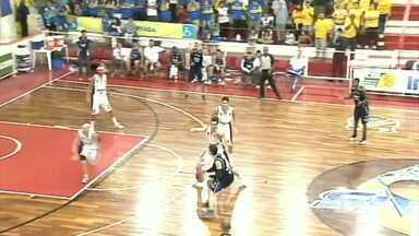 Minas disputa oitavas de final no basquete - Time joga contra o São José, que está em vantagem na disputa.