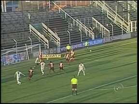 Oeste é goleado pelo São Bernardo - Na última partida do Paulistão, o Oeste foi goleado pelo São Bernardo