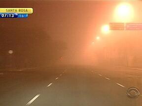 Veja como agir quando houver neblina na estrada - Agente da PRF dá as dicas.