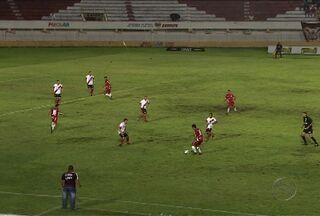 Sergipe e River Plate empatam: 2x2 - Jogando pela 15ª rodada do Campeonato Sergipano, as equipes lutaram até o fim, mas ficaram no empate de 2x2. Com o empate o Sergipe só não perdeu a liderança graças ao empate do Confiança com o Boca Júnior.