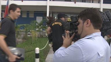 Operação contra venda ilegal de terras em Manaus prende 11 pessoas - Ação acontece em Manaus e teve início na manhã desta quarta-feira (24).