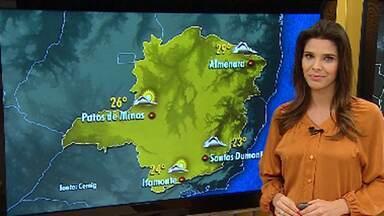 Veja como fica a previsão do tempo para esta quinta-feira (25) - As temperaturas não devem subir nos próximos dias.