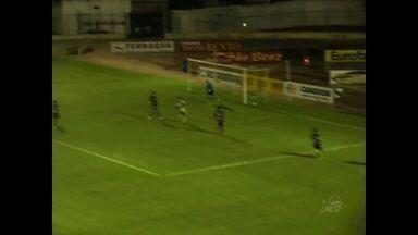 Horizonte vence o Guarani e entra no G-4 do Cearense - Horizonte bateu o Guarani de Juazeiro por 3 a 0, no Domingão, e chegou ao quarto lugar no Campeonato Cearense