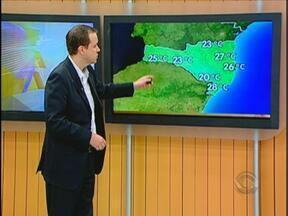 Confira a previsão do tempo - 26/04/2013 - Confira a previsão do tempo - 26/04/2013