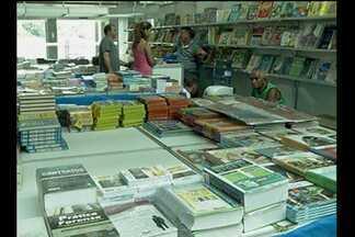 Abre nesta sexta mais uma edição da Feira do Livro em Belém - Evento vai até o dia 5 de maio e deve reunir milhares de pessoas no Hangar.