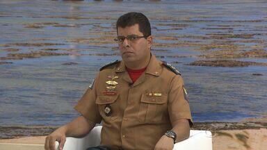 Dicas para não sofrer com as consequências trazidas pela chuva - Paulo Marques, tenente-coronel do Corpo de Bombeiros, fala sobre o assunto.