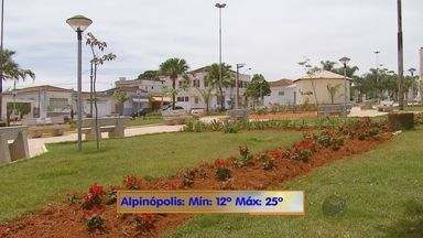 Confira a previsão do tempo para esta sexta-feira (26) no Sul de Minas - Confira a previsão do tempo para esta sexta-feira (26) no Sul de Minas