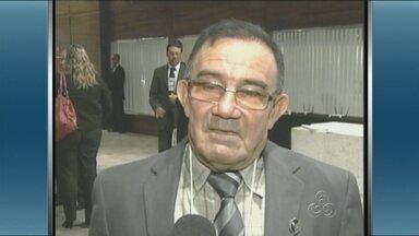 Prefeitos participam de reunião em Brasília - Mais de 2 mil prefeitos participam do encontro
