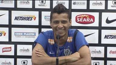 Santos se prepara para encarar o Mogi Mirim, pelo Campeonato Paulista - O Santos se prepara para encarar o Mogi Mirim, pela semifinal do Campeonato Paulista. A partida será realizada neste sábado, na casa do adversário.
