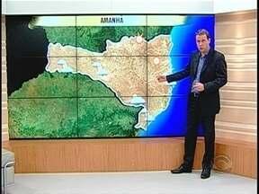 Confira a previsão do tempo - 02/05/2013 - Confira a previsão do tempo - 02/05/2013