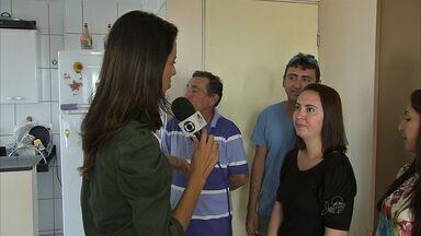 Mulher de Quixeramobim tenta encontrar a família em Fortaleza - Veja como você pode ajudar.