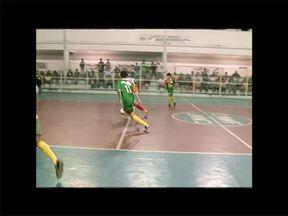 Três Rios goleia Paraíba do Sul por 7 a 2 pela Copa Rio Sul de Futsal - A partida foi válida pela primeira rodada da segunda fase da competição.