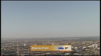 Confira o tempo para esta sexta-feira em Ribeirão Preto, SP - Cidade teve mínima de 16° durante a madrugada.