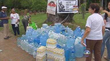 Parque da Jaqueira recebe doações e homenagem a Dominguinhos no fim de semana - Será possível deixar no parque, na Zona Norte do Recife, alimentos não perecíveis e água para famílias que sofrem com a seca.