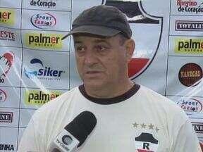 Equipe do River treina para garantir uma vaga na final do Campeonato Piauiense 2013 - Equipe do River treina para garantir uma vaga na final do Campeonato Piauiense 2013