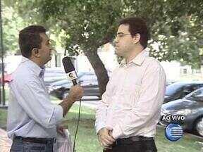 Campanha de prevenção contra doenças dos olhos acontece domingo na Ponte Estaiada - Campanha de prevenção contra doenças dos olhos acontece domingo na Ponte Estaiada