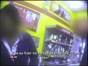 Mais Você testa jogo de cintura de comerciantes na hora de negociar - Com câmera escondida, repórter mostra que, muitas vezes, consumidores não têm direitos respeitados