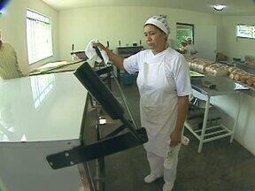 Investimento em agroindústria aumenta renda de pequenos produtores - No oeste do Paraná agricultores apostam na produção de bolachas e pães