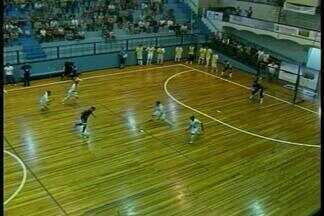 ADS de Sananduva venceu pela Série Ouro de Futsal - Time ganhou por 1X0 em casa contra a Associação São Luiz