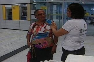 Prazo da campanha de vacinação contra a gripe é ampliado na Paraíba - Prazo foi prorrogado até o dia 10 de maio. Muitos paraibanos não tomaram a vacina porque estão com medo.