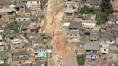Moradores da Região Nordeste de BH reclamam por obras aprovadas desde 2010 - Ruas sem pavimentação no bairro Ribeiro de Abreu esperam por reformas que já foram aprovadas pelo orçamento participativo.