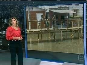 Quinta-feira vai amanhecer fria no Sul, Sudeste e Centro-Oeste - Florianópolis amanhece com 11°C. São Paulo, com 10°C, o Rio de Janeiro com 14°C e Cuiabá com 15°C. Pode ter nevoeiro nessas capitais. Entre a Serra Gaúcha e o sudeste do Paraná, pode gear.