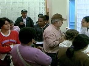 Dobra a procura por atendimento em postos de saúde de Uruguaiana, RS - Chegada do frio é a principal causa da procura.