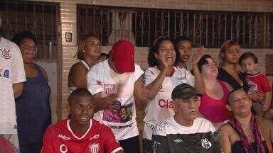 Família de Waguinho torce por Mogi Mirim na semifinal do Campeonato Paulista - O atacante que defendeu o São Vicente, tem família na Região.