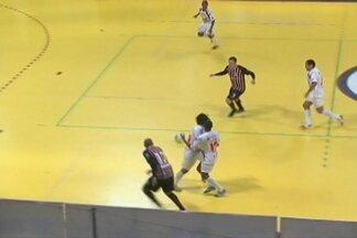 Suzano/São Paulo pega o Concórdia, de Santa Catarina, pela Liga Nacional de Futsal - Partida será no Ginásio do Sesc, a partir das 17h.